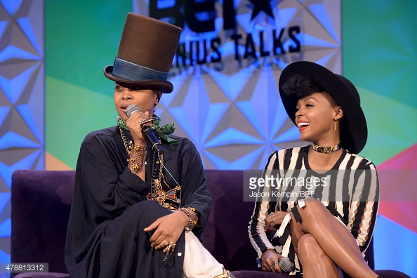 attends the Genius Talks presented by AT&T during the 2015 BET Experience at the Los Angeles Convention Center on June 27, 2015 in Los Angeles, California.